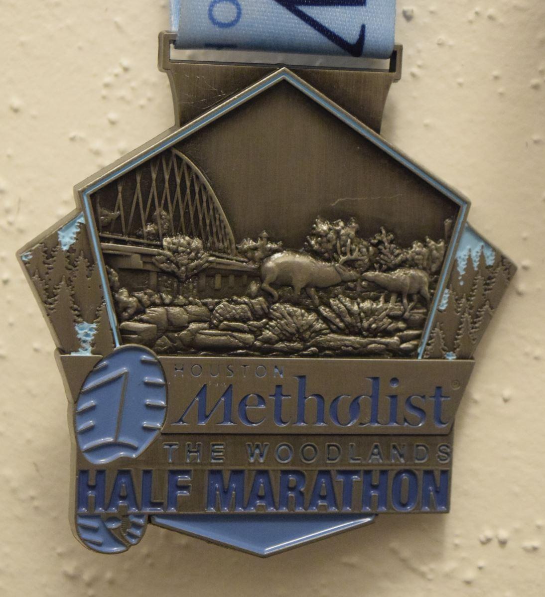 Half Marathon – Finisher
